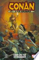 Conan der Barbar 1 - Leben und Tod des Barbaren