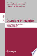 Quantum Interaction Book