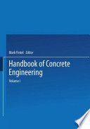 Handbook of Concrete Engineering