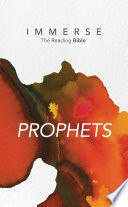 Immerse  Prophets Book PDF