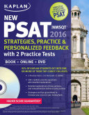Kaplan New PSAT NMSQT Strategies  Practice and Review with 2 Practice Tests Book