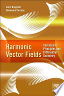 Harmonic Vector Fields