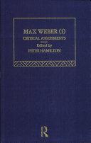 Max Weber