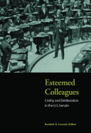 Esteemed Colleagues [Pdf/ePub] eBook