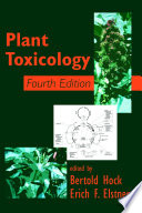 Plant Toxicology, Fourth Edition