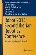 Robot 2015  Second Iberian Robotics Conference
