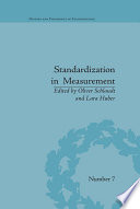 Standardization in Measurement