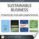Sustainable Business Book