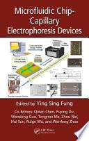 Microfluidic Chip Capillary Electrophoresis Devices