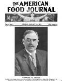 The American Food Journal Book