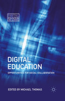 Digital Education Pdf/ePub eBook