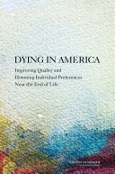 Dying in America Pdf