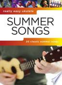 Really Easy Ukulele  Summer Songs