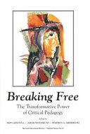 Breaking Free Book