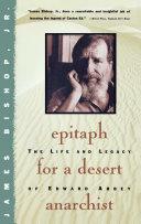 Epitaph For A Desert Anarchist Pdf/ePub eBook