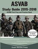 ASVAB Study Guide 2015 2016