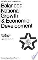 Proceedings of Public Forum 2