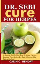 Dr  Sebi Cure for Herpes Book