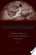 Tennyson s Rapture