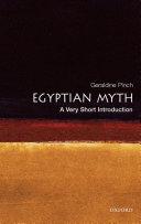 Egyptian Myth  A Very Short Introduction