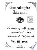 Genealogical Journal