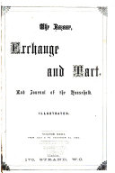 Bazaar Exchange and Mart  and Journal of the Household