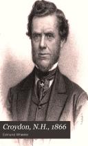 Croydon, N.H., 1866: Proceedings at the Centennial ...
