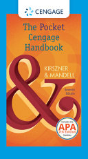 The Pocket Cengage Handbook, 2016 MLA Update, Spiral bound Version