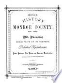 History of Monroe County, New York
