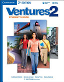 Ventures Level 2 Student's Book with Audio CD - Band 2