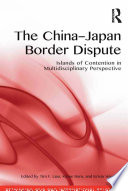 The China Japan Border Dispute