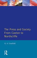 The Press and Society Pdf/ePub eBook