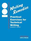 100 Writing Remedies