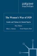 The Women's War of 1929