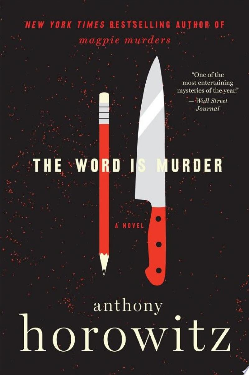 The Word Is Murder image