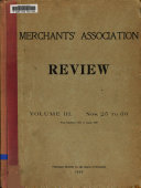 Merchants  Association Review
