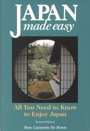 Japan Made Easy Book