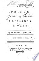 The Prince of Abissinia. A Tale ... The Eighth Edition