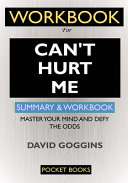 WORKBOOK For Can t Hurt Me