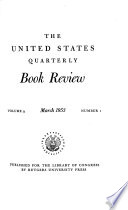 The United States Quarterly Book List