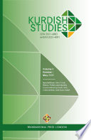 KURDISH STUDIES, VOLUME 8, NUMBER 1, MAY 2020 SPECIAL ISSUE: ALEVI KURDS: HISTORY, POLITICS AND IDENTITY