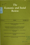 The Economic and Social Review