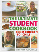 The Ultimate Student Cookbook Book