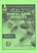 Lexi-Comp's The Little Dental Drug Booklet, 2008-2009