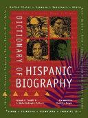 Dictionary of Hispanic Biography