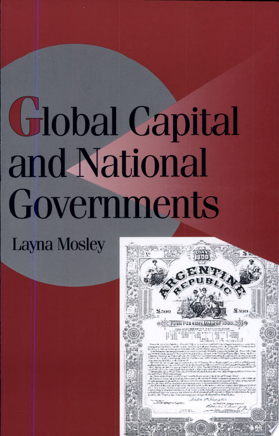 Global Capital and National Governments