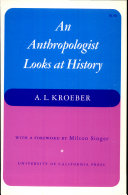 An Anthropologist Looks at History