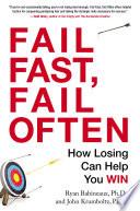 Fail Fast  Fail Often