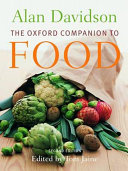 Pdf The Oxford Companion to Food Telecharger