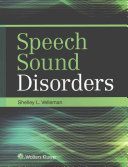 Speech Sound Disorders Book
